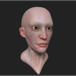 ZBrush sketch ginger1