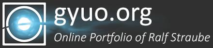 gyuo.org - Online Portfolio of Ralf Straube